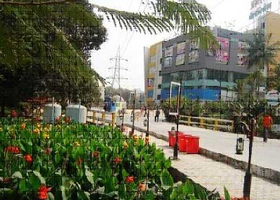 Case study - Abhiruchi Mall and Multiplex - Pune